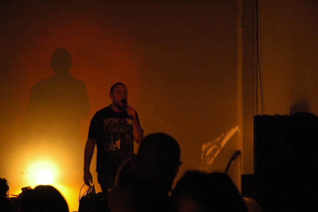 M Ax Noi Mach - In The Shadows