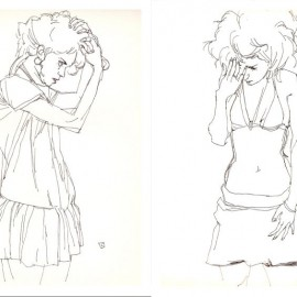 Musa Sketches #Serie1
