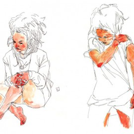Musa Sketches #Serie2