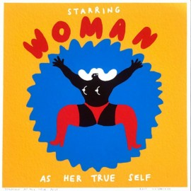 Woman As Her True Self
